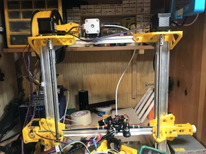 Double Z-Axis motor mount for project Furuncula