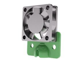 Flex Coolant Socket - 30mm Fan Mount