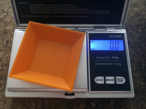 Digital Scale Tray