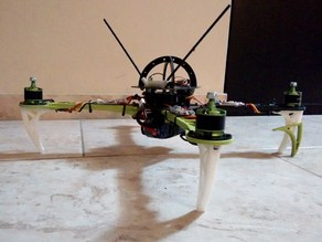 SK450 Claw Landing Gear - Extended