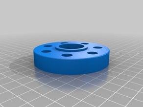 Circular Drip Tip Stand with Center Cap