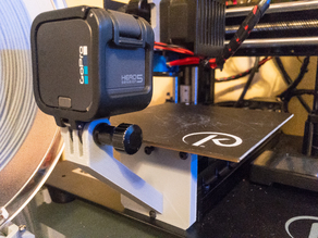 Trinus Y Axis GoPro Mount