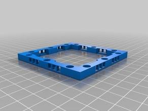 3x3 Customized OpenForge 2.0 Dungeon Stone Base