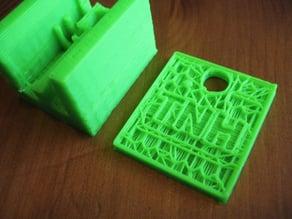 Signed 3D Prints