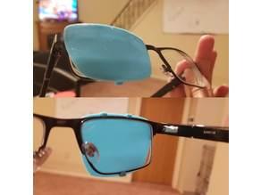"Glasses ""Eye Patch"""