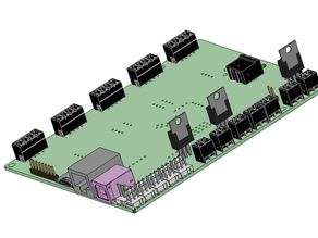 Smoothieboard 5driver model