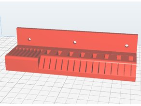 USB, SD, MicroSD Holder - Wallmount