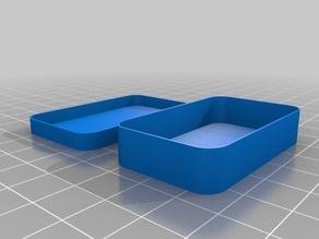 Parametric rounded corner box