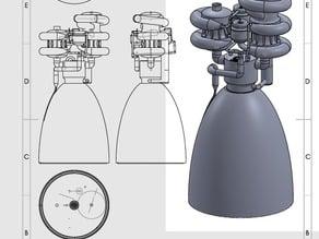 Pachacuti Mk.1.1 FF Rocket Engine