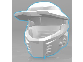halo 4 mk v mjolnir helmet