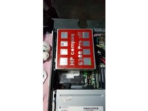 Antivibrazioni compaq HP