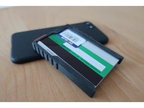 3DWB // Minimalistic Wallet