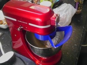 mixer funnel