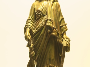Statue of Freedom (Armed Liberty) by Thomas Crawford