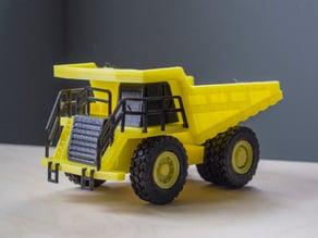 Caterpillar 777f Dump Truck
