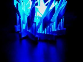 Light cage 12