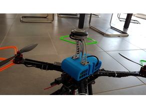 bodywork for S500 drone