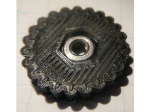 screw for bed levelling