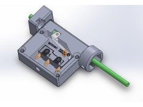 Filament runout sensor for BCN3D Sigma
