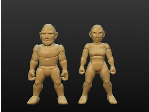 Sculptris Dummies: Gnomes