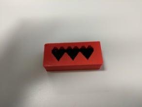 Fitbit Flex 2 Heart Case