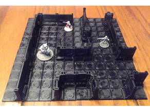15mm Zone Mortalis Board