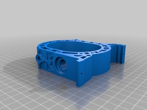 Single Rotor Display 13B