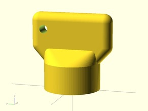 17mm triangle key for danish utility boxes