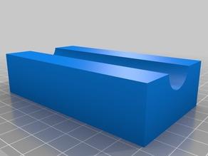 Model Rocket Body Tube Sanding Blocks