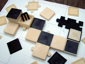 "Interlocking Tile Game Creation Set â""¢"