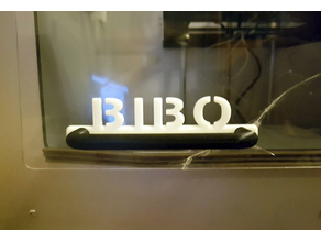 Bibo 2 touch - handle for front door