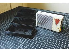Bluetooth radio conversion for vintage radio - National AB-235