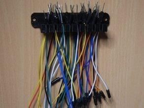 Jumper Wire Holder