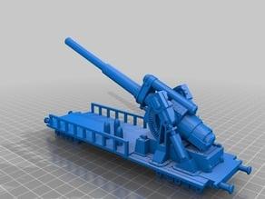 WIP the fat Heinrich Gun