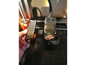 Prusa i3 MK3S Extruder motor Noctua fan