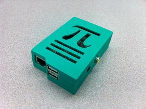 Raspberry Pi Case - Pi Symbol