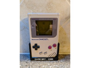 Game Boy Wall Mount