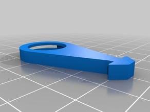 Customizable Optical Lens Holder