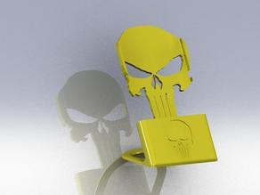 HTC Desire HD cradle - Punisher