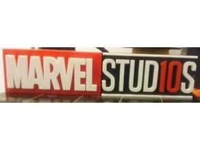Marvel Studios 10th Anniversary Logo