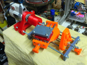 adjustable lathe