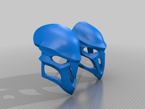 Reaper Mask Option 1 & 2