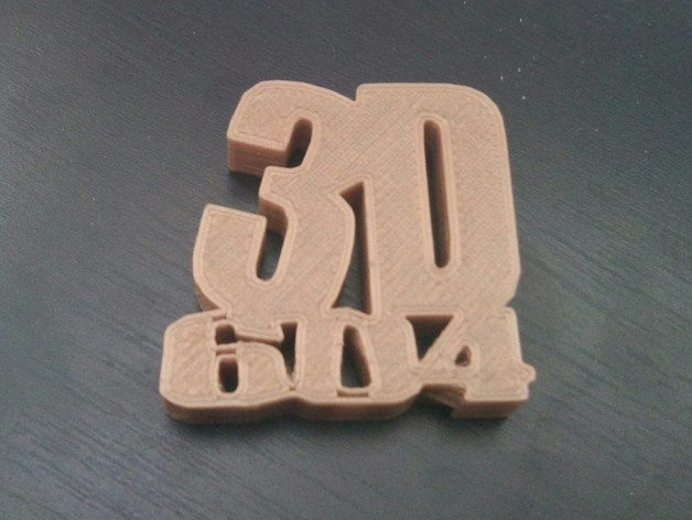 3D604 Challenge Print