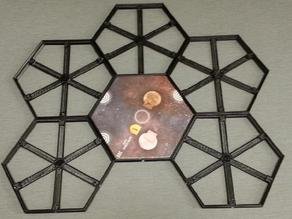 Hex Tile w/ Magnets