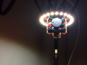 Kossel LED headlamp