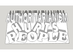 Authoritarianism Hurts People