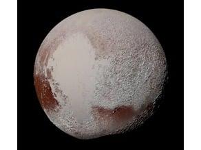 Detailed Pluto