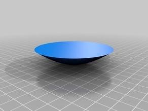 hyperbolic solid