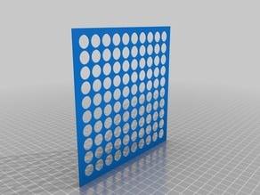 1.5ml Microcentrifuge tube rack 10x10
