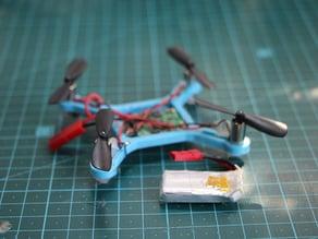 Micro Drone Quadcopter BeanCopterV1
